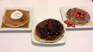 Receta pancakes divertidos
