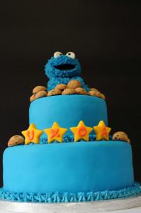 Tartas fondant la creatividad del pastel de cumpleaños