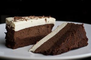Ingredientes para nuestra receta de tarta de tres chocolates