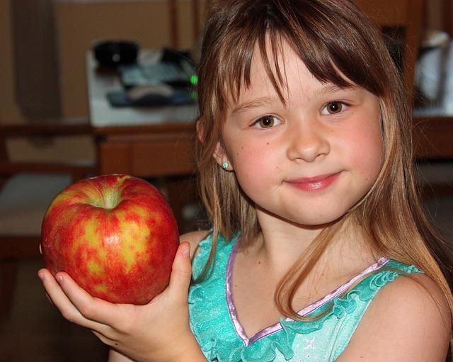 Es recomendable una dieta para niños
