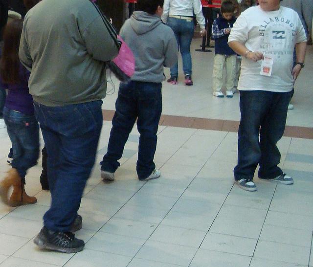 Niños obesos y alimentación