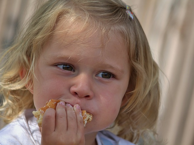 3 alimentos recomendables para niños
