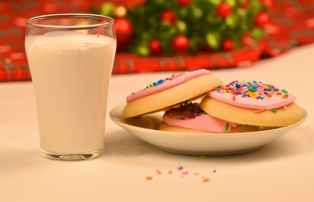Tipos de leche para niños