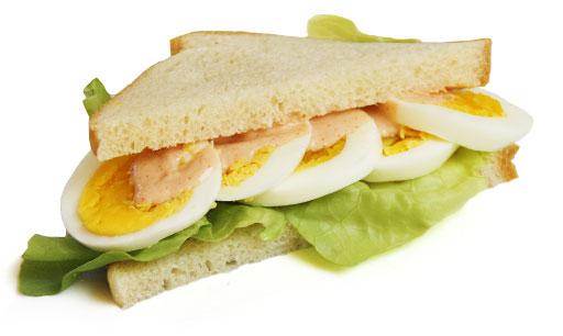 Ideas de sandwiches fáciles para fiesta infantil