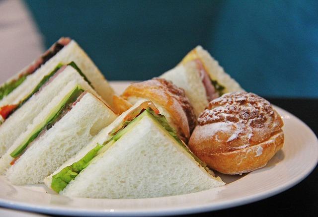 Ideas de sandwiches fáciles para tu fiesta infantil