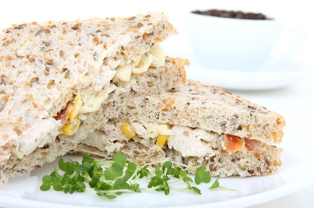 Ideas de sandwiches fáciles para tus fiestas infantiles