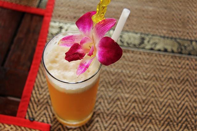 Los mejores zumos para verano