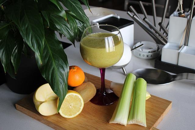 Beneficios de los zumos de verduras
