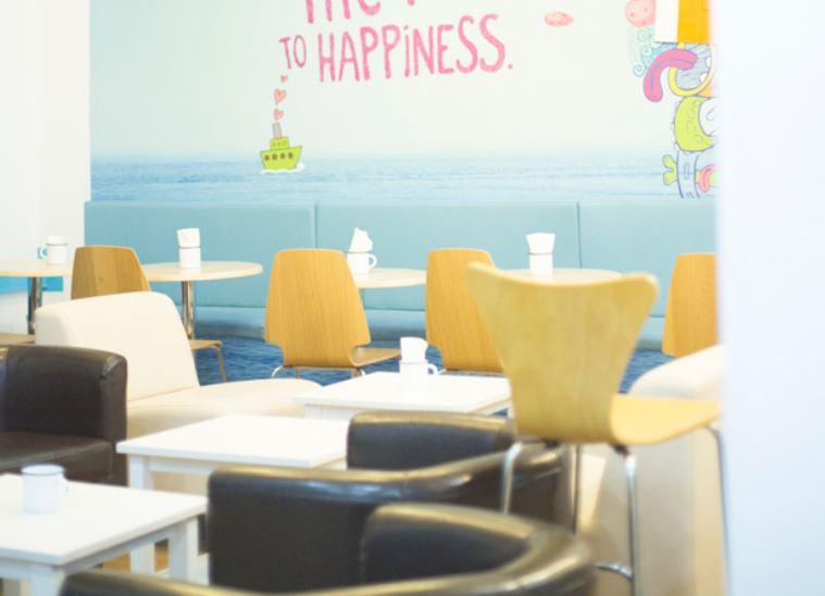 Cafeterías de niños