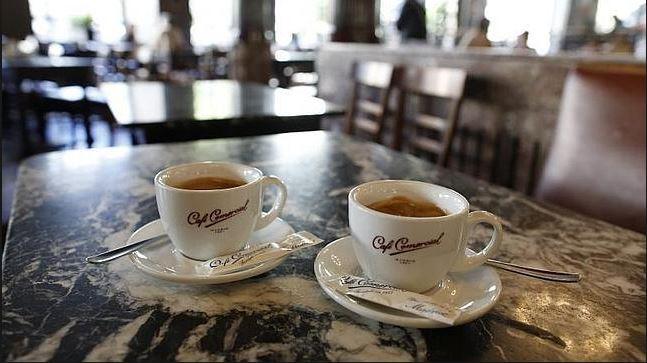Café en los niños