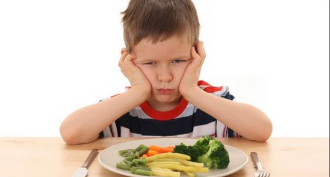 Comida de niños